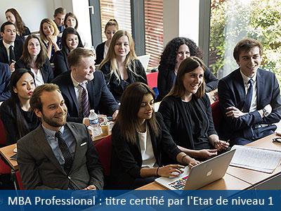 Ecole en management h telier formation bachelor mba licence master - Formation par correspondance reconnue par l etat ...